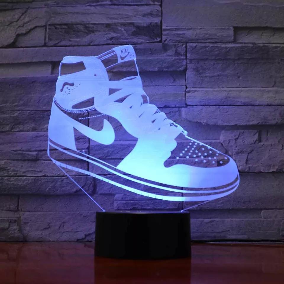 Sneaker LED Air Jordan 1 – Mini Sole Shop