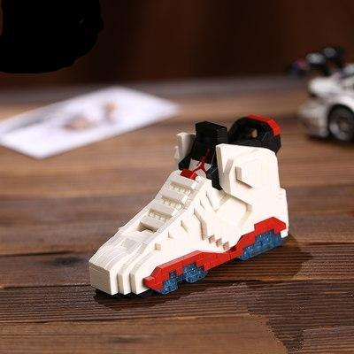 Air Jordan I 'Shattered Backboard' LEGO Replica   Cool lego