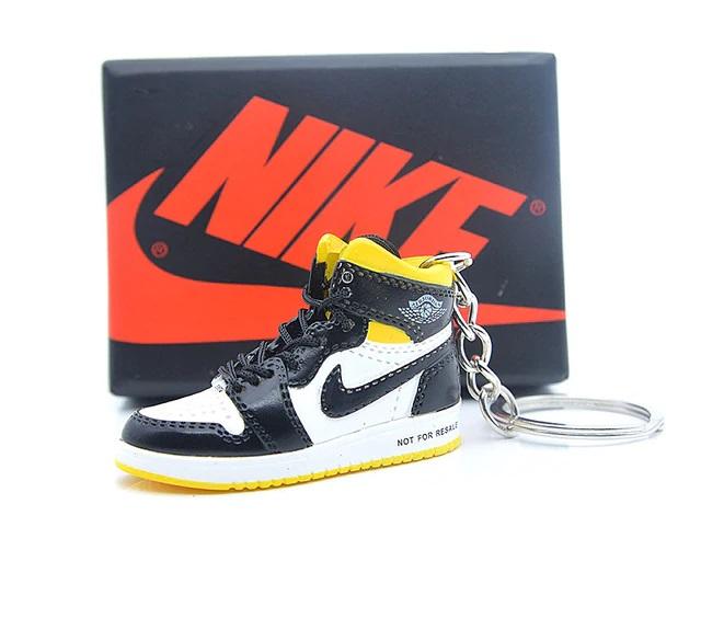 Airpods Case & Mini Sneaker Keychain